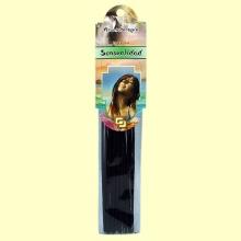 Sensualidad - Incienso Aromaterapia - 20 varillas - Samara Import