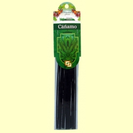 Cáñamo - Incienso Naturaleza Fresca - 20 varillas - Samara Import