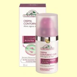 Crema Contorno de Ojos Células Madre - 30 ml - Corpore Sano