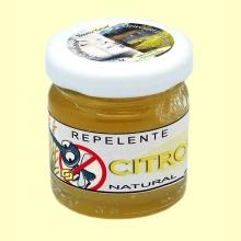 Tarro Aromático Repelente Natural Citronella - 35 ml - Aromalia
