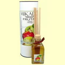 Mikado Ambientador Frutal - Canela y Naranja - 100 ml - Aromalia