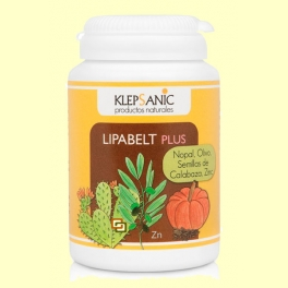 Lipabelt Plus - Control colesterol y glucosa - 60 cápsulas - Klepsanic
