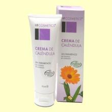 Crema de Caléndula - Emoliente - 75 ml - HF Cosmetics