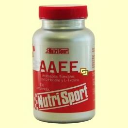 Aminoácidos Esenciales AAEE - 100 comprimdios - NutriSport