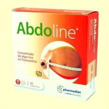 Abdoline - Algas Fucoxantina - 60 comprimidos - Pharmadiet