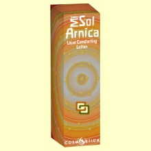 MiSol Arnica - Loción reconfortante local - 31 ml - Equisalud
