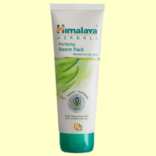 Mascarilla Facial de Neem - 75 ml - Himalaya Herbals