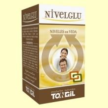 Nivelglu - Nivel de glucosa - 60 cápsulas - Tongil