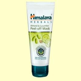 Mascarilla Peel-off - Almendra y Pepino - 75 ml - Himalaya Herbals