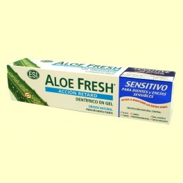 Dentífrico Gel Aloe Fresh Sensitivo - 100 ml - Laboratorios ESI