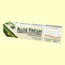 Dentífrico Gel Aloe Fresh Blanqueador - 100 ml - Laboratorios ESI