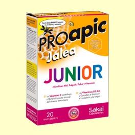 Proapic Jalea Junior - 20 viales - Sakai