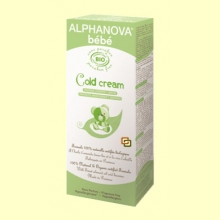 Crema Calmante Bebé Ecológica - 50 gramos - Alphanova Bebé