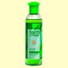 Champú Aloe Vera - 250 ml - Faith in Nature