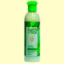 Acondicionador Aloe Vera - 250 ml - Faith in Nature