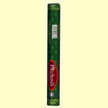Patchouli - Inciensos India - SAC - 20 bastones de incienso