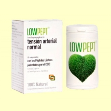 Lowpept - 60 comprimidos - Innaves