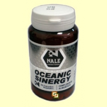 Oceanic Sinergy - 60 cápsulas - Nale Laboratorios