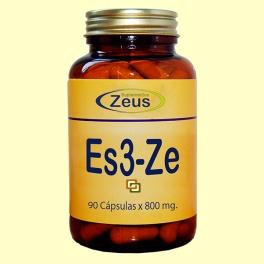 Es3-Ze - Sistema Nervioso - 90 cápsulas - Zeus Suplementos