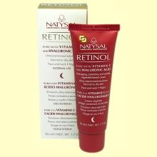 Crema Retinol Antiarrugas - 50 ml - Natysal