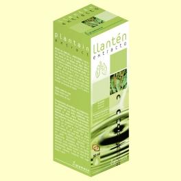 Extracto Llantén - 50 ml - Plameca