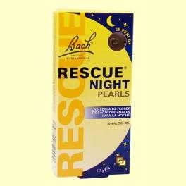 Bach Rescue Night Pearls - 28 perlas - Bach