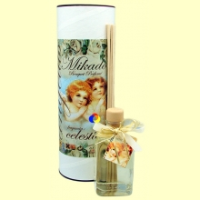 Mikado Ambientador Capilaridad Bouquet Perfume Celestial - Aromalia - 100 ml