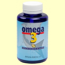 Omega 3 - Aceite de Salmón - 450 cápsulas - Artesanía Agricola