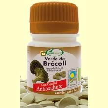 Verde de brocoli - 100 comprimidos - Soria Natural *