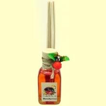Mini Mikado - Ambientador Hogar decorado Mandarina - 50 ml - Aromalia