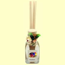 Mini Mikado - Ambientador Hogar decorado Ruda - 50 ml - Aromalia