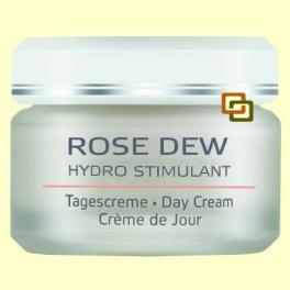 Rose Dew Hydro Stimulant Crema de Día - 50 ml - Anne Marie Börlind