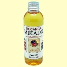 Recarga Mikado Canela Naranja - 100 ml - Aromalia