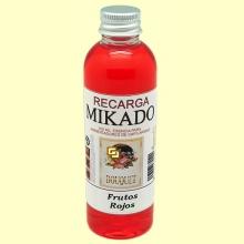 Recarga Mikado Frutos Rojos - 100 ml - Aromalia