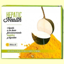 Hepatic Health Forte - 30 cápsulas - Mycofit