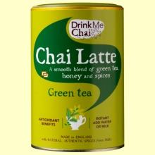 Chai Té verde Soluble - 250 gramos - Drink Me Chai