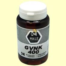 GVNK 400 - Guanabana - 60 cápsulas - Laboratorios Nale