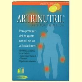 Artrinutril sobres - Articulaciones - Sabor Naranja - Dieteticos CN - 10 sobres