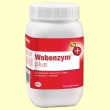 Wobenzym® Plus - 240 comprimidos - Mucos
