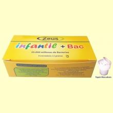 Defensa Infantil + Bac - 8 monodosis - Zeus Suplementos