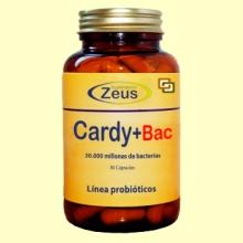 CardyBac - Sistema Cardiovascular - 30 cápsulas - Zeus