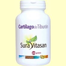 Cartílago de Tiburón polvo - 200 gramos - Sura Vitasan *