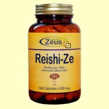 Reishi Ze - Sistema inmunitario - 180 cápsulas - Zeus Suplementos