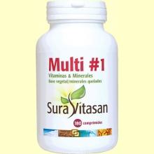 Multi Vitaminas y Minerales - 180 comprimidos - Sura Vitasan