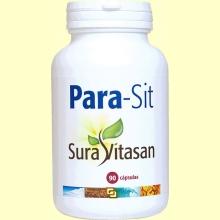 Para-Sit - Eliminación de parásitos - 90 cápsulas - Sura Vitasan
