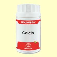 Holomega Calcio - 50 cápsulas - Equisalud