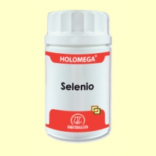Holomega Selenio - 50 cápsulas - Equisalud