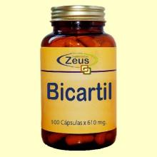 Bicartil - Huesos y Articulaciones - 100 cápsulas - Zeus Suplementos