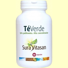 Té verde 250 mg - Sura Vitasan - 90 cápsulas