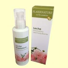 Leche Limpiadora Desmaquillante - 200 ml - Plaisirnature